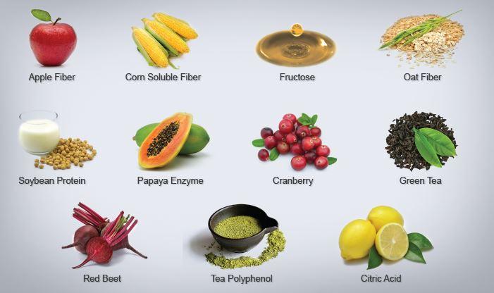 easy 123 ingredients