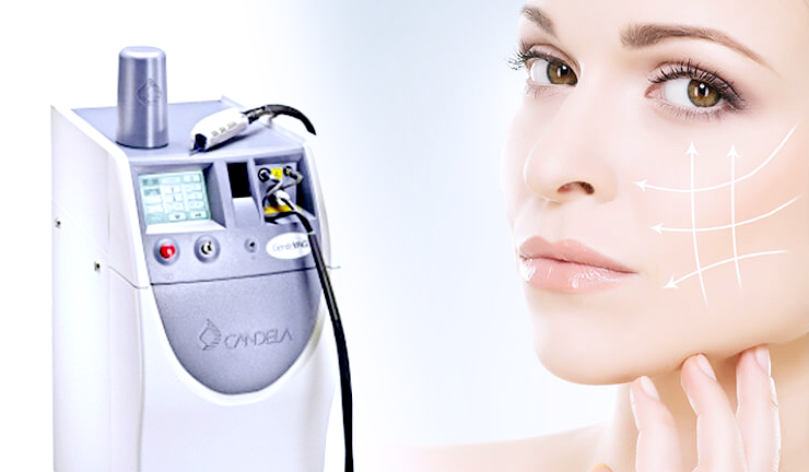 firm your skin with laser treatment