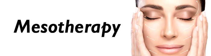 mesotherapy to treat dull skin