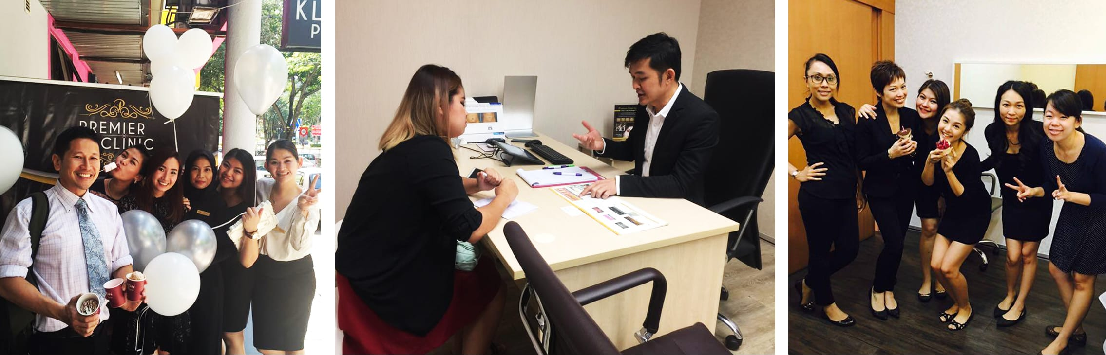 Career at Premier Clinic