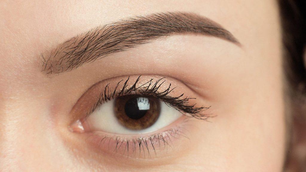 Eyebrow FUE hair transplant