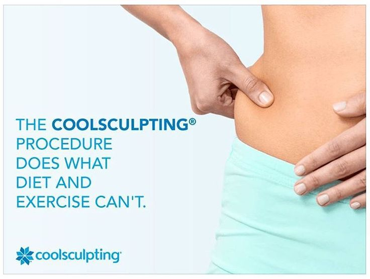 coolsculpting is an effective body contouring procedure