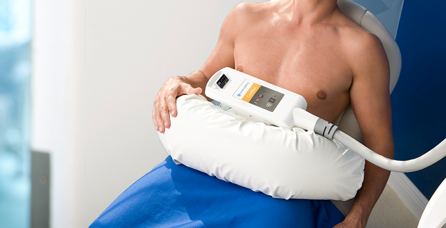 coolsculpting on the tummy area