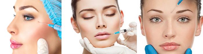 Dermal Fillers (Hyaluronic Acid Injection) for Facial Sculpting