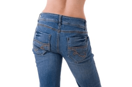What Causes Flat Buttocks