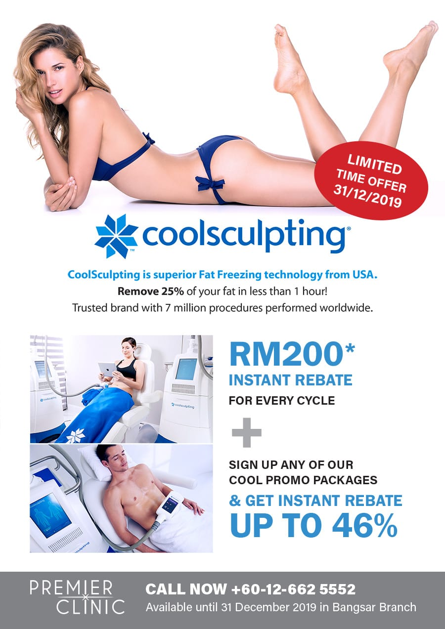 Cool Sculpting Promo
