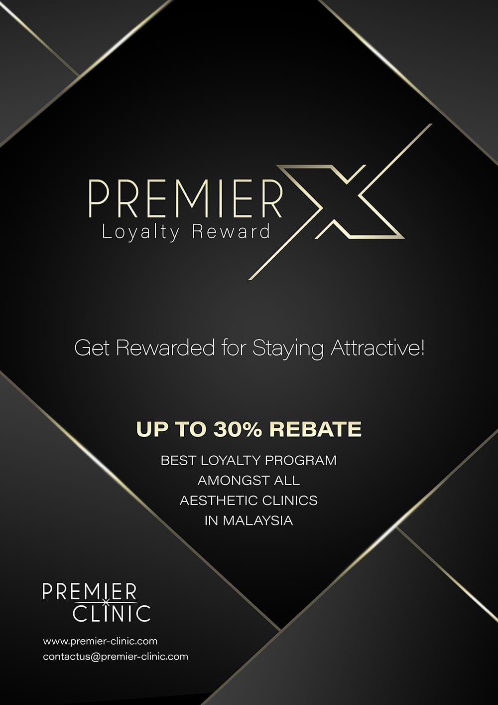 Premier X Loyalty Reward