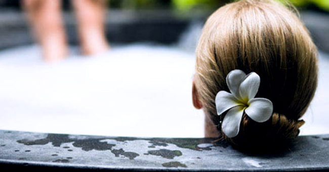 Healing baths