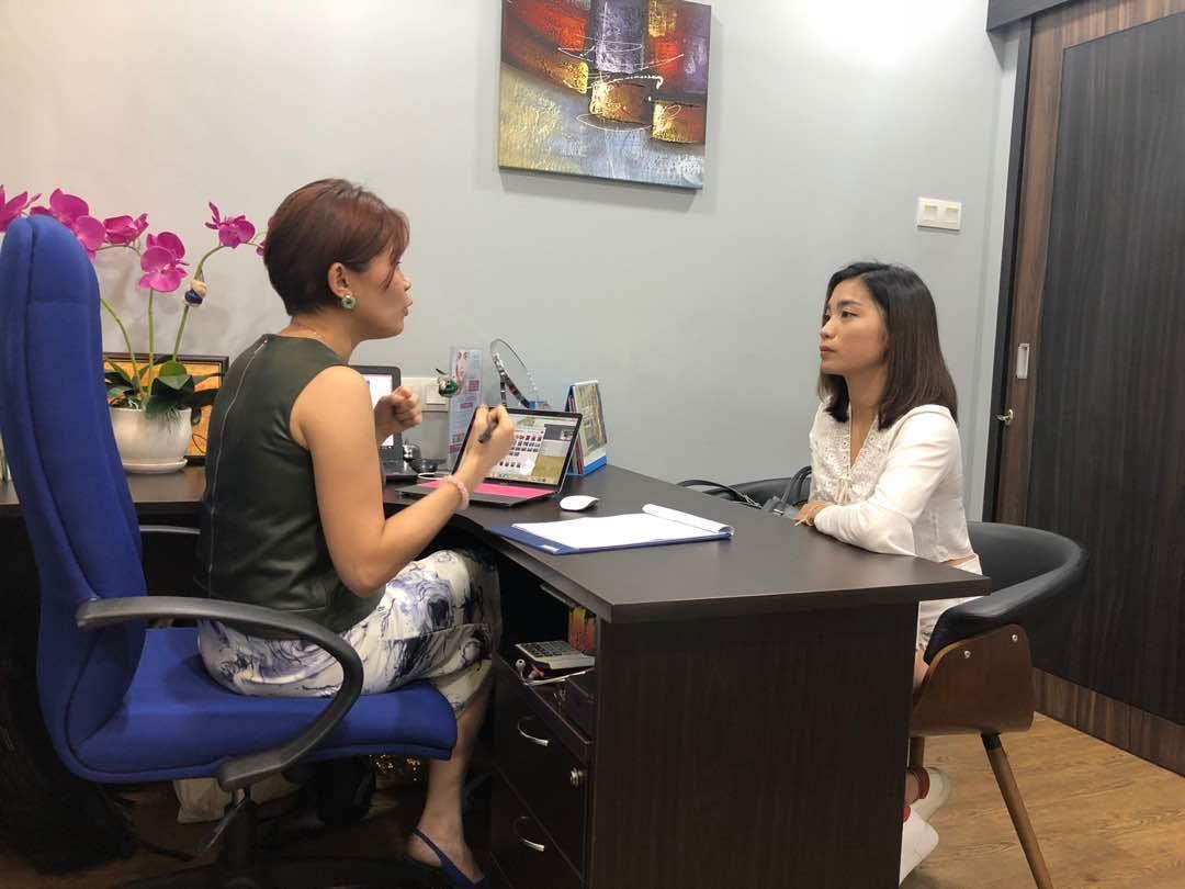 Consultation of Clatuu Fat Freezing Treatment