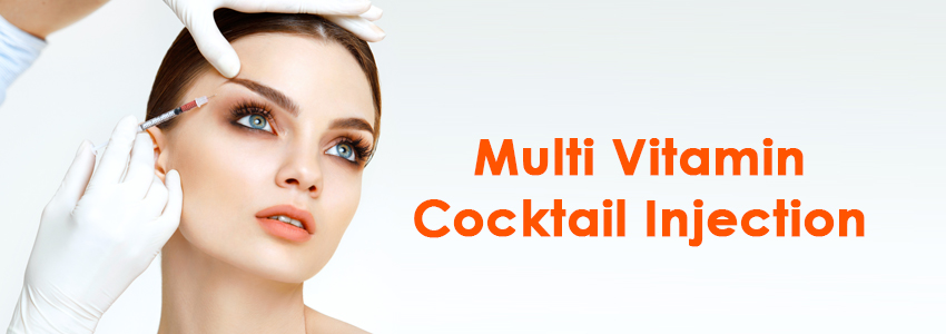 Multi Vitamin Cocktail Injection