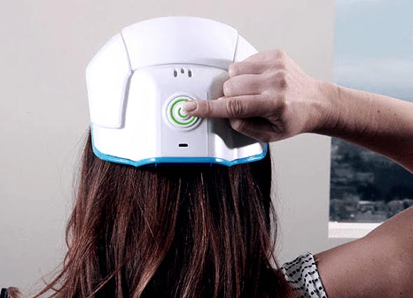 I-Grow Laser For Home Use - Hair Loss 09