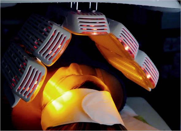 LED Photomodulation Therapy