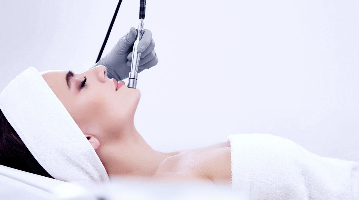 MICRODERMABRASION FACIAL TREATMENT