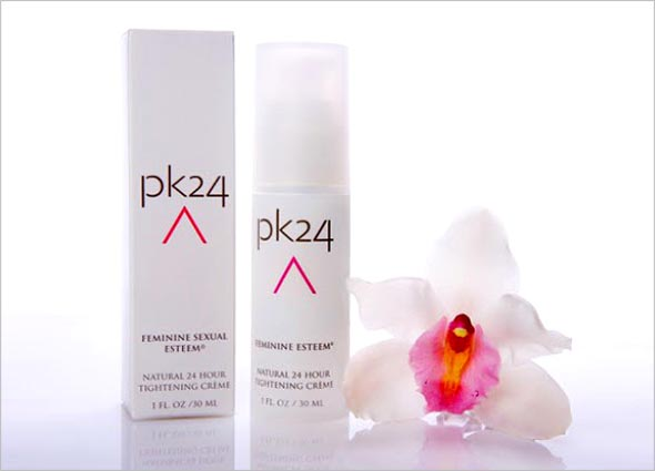 PK24 Vaginal Rejuvenation Tightening Cream