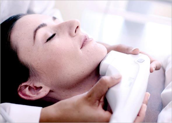 Ultherapy Focused Ultrasound Treatment