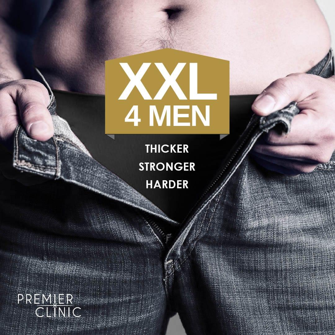 XXL PENIS ENLARGEMENT