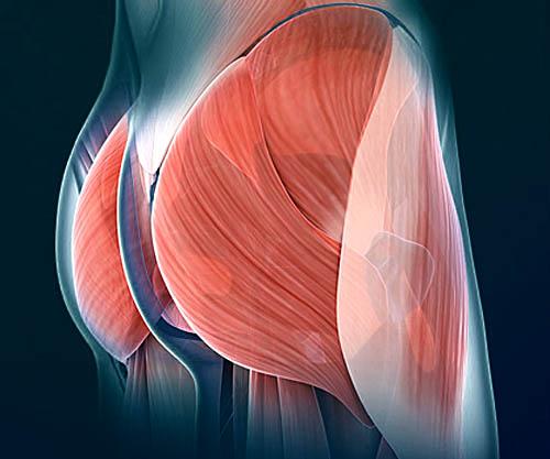 Non-Surgical Butt Lift Natural Enhancement
