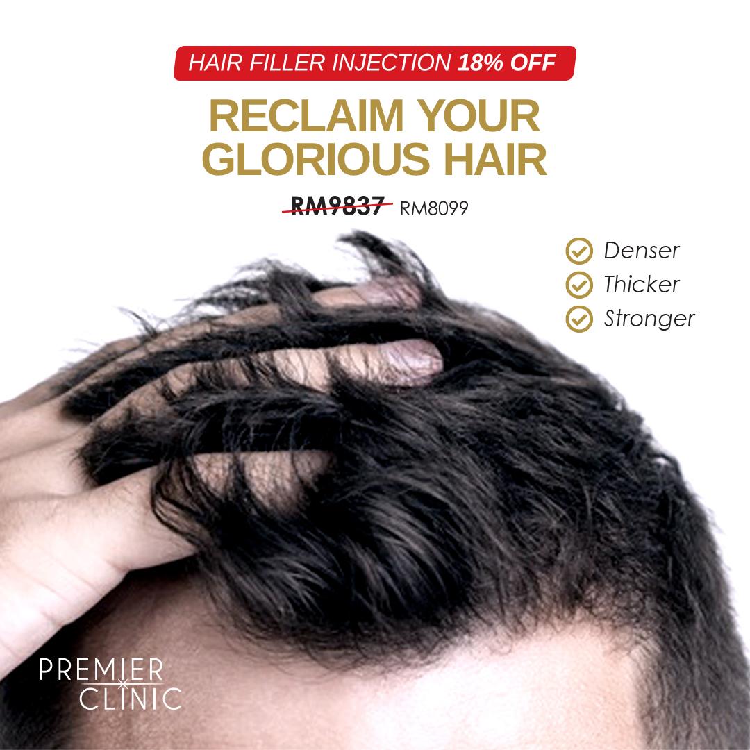 Hair Filler Promo