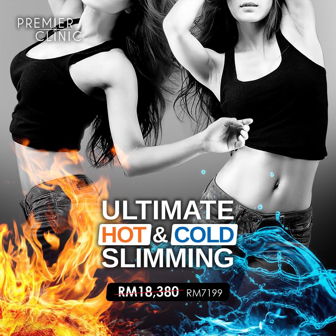 Hot vs Cold Slimming Promo
