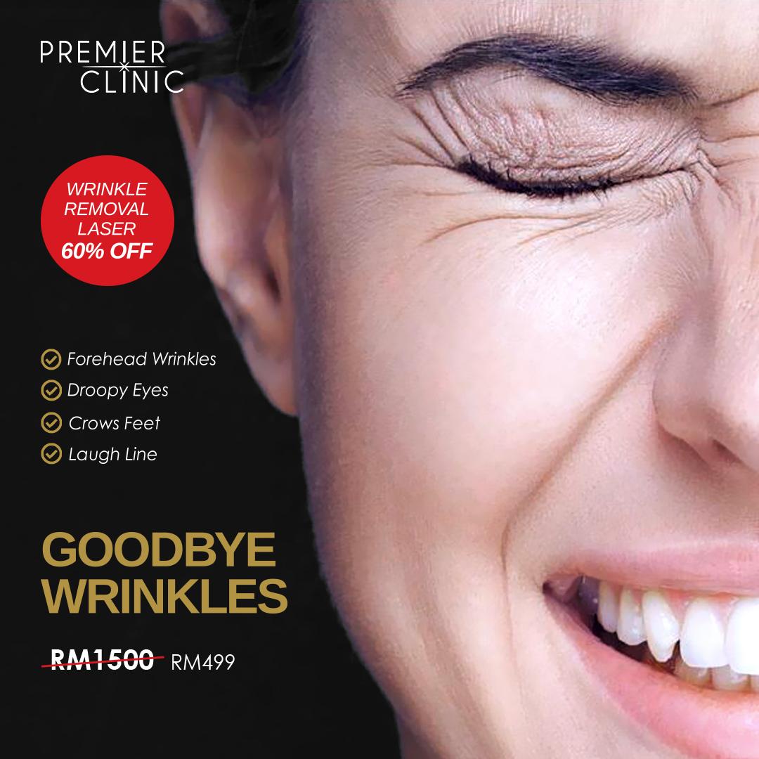 Laser Wrinkles Promo