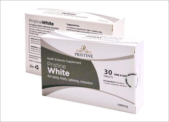 Pristine White Supplement