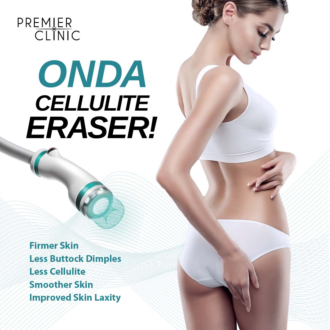 Get Rid Of Your Cellulite With ONDA Coolwaves