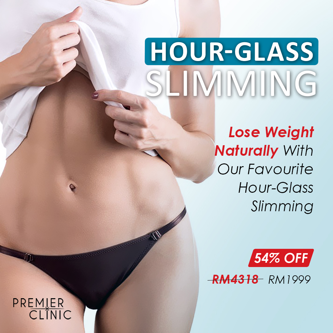 Begin Your Body Transformation With Our Hour-Glass Body Slimming Combo