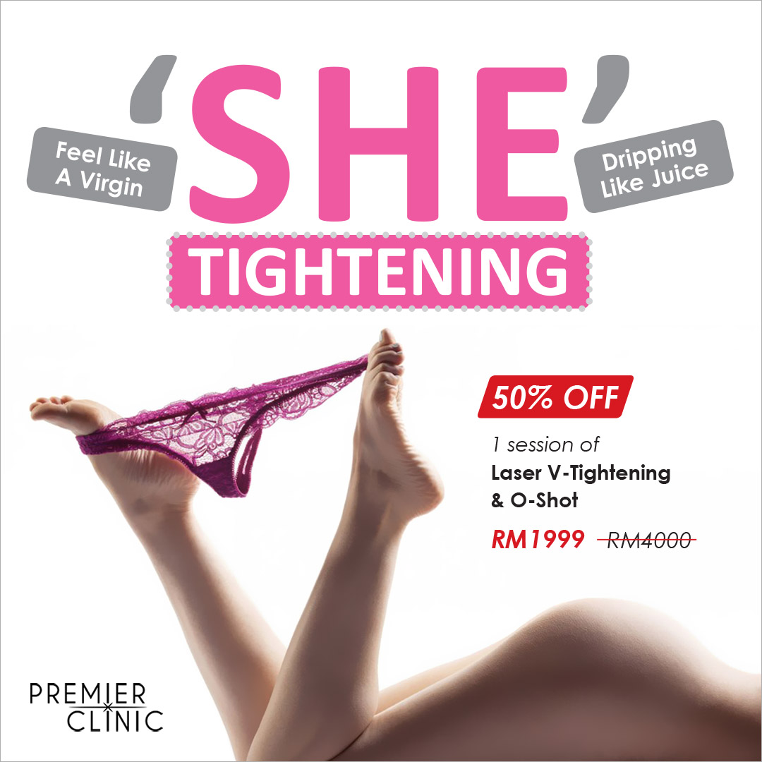Make Your Partner Smile Again With 'She' Tightening Combo