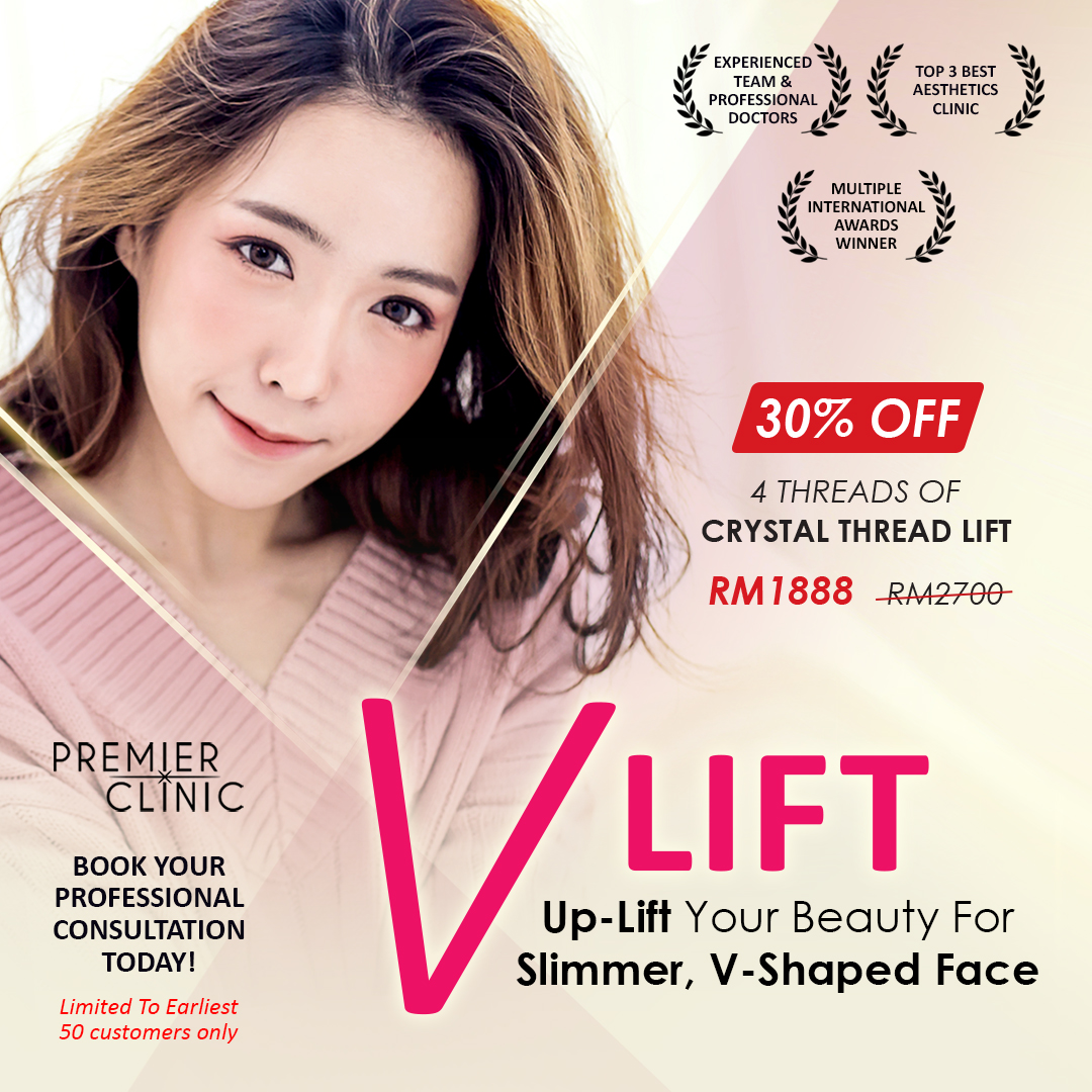 Look Simply Irresistible This Valentine's With Crystal V-Lift Treatment