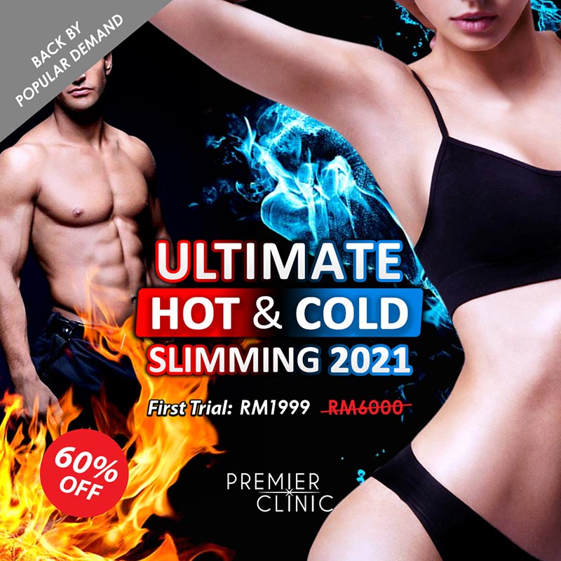 Ultimate Hot & Cold Slimming 2021