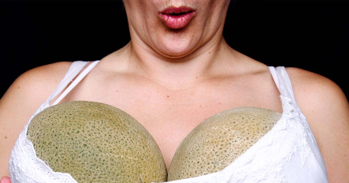 why do women want bigger breasts?