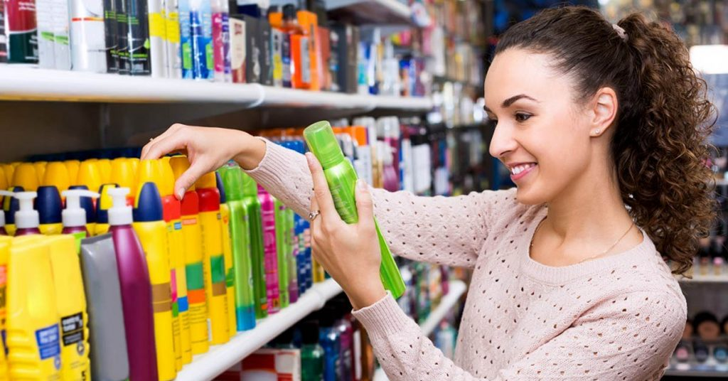HOW TO CHOOSE THE RIGHT SHAMPOO FOR HAIR LOSS