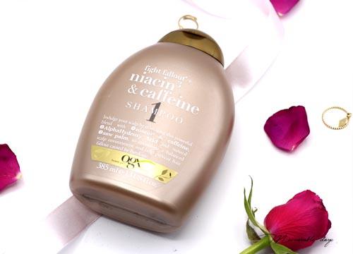 OGX Niacin & Caffeine Shampoo